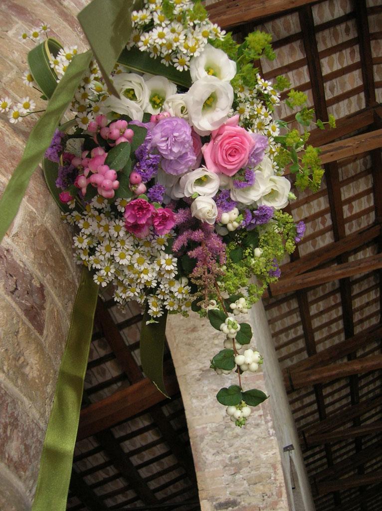 Matrimonio Natalizio Addobbi Chiesa : Addobbi chiese per matrimoni floran scenografie floreali
