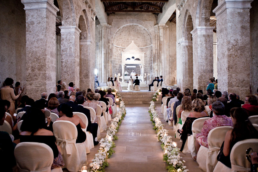 Matrimonio Harry In Chiesa : Addobbi chiese per matrimoni floran scenografie floreali