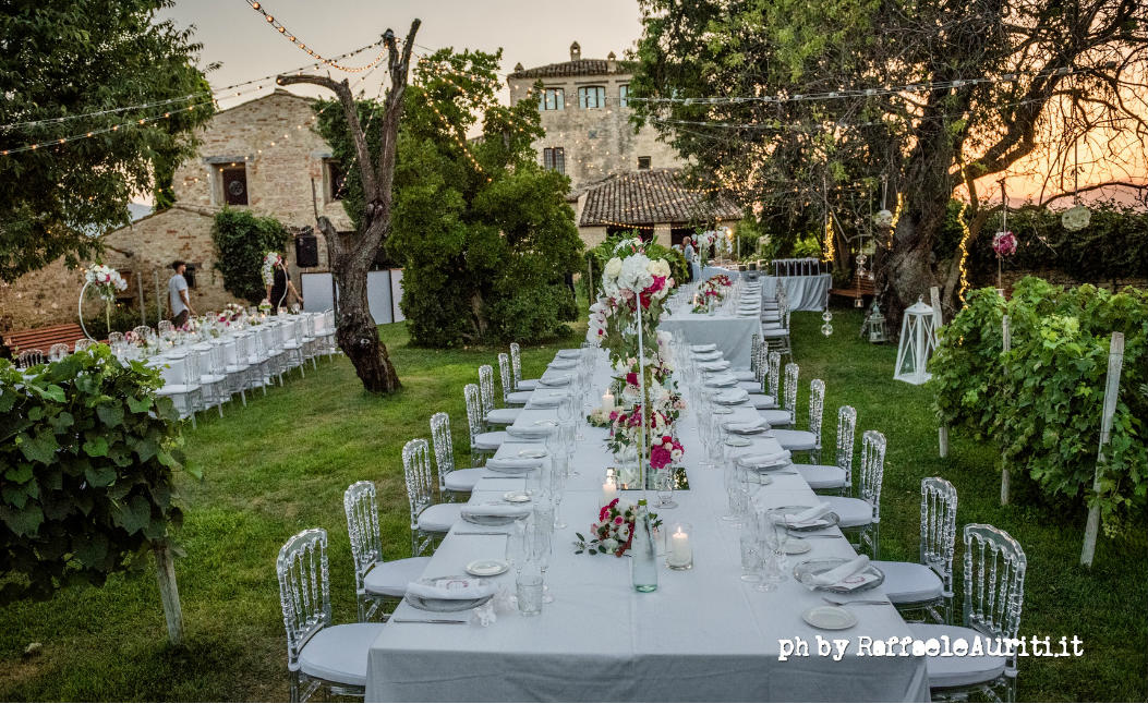 location matrimonio castello di semivicoli