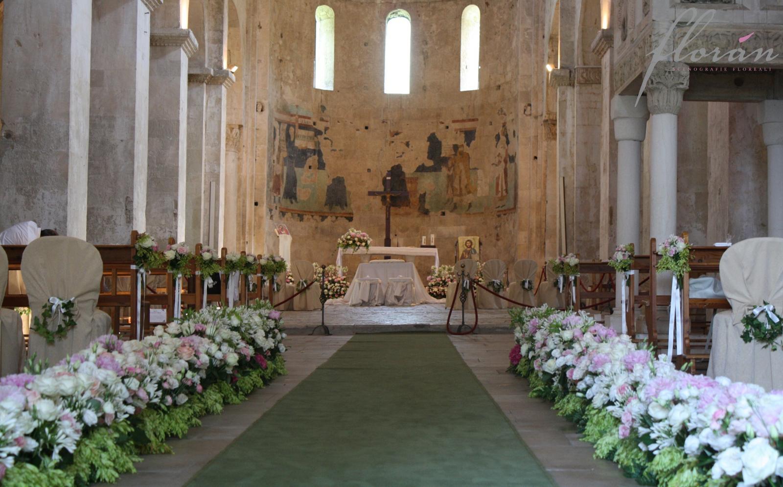 Matrimonio In Chiesa : Addobbi chiesa matrimonio candele migliore collezione